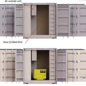 Luego se extienden los lados más amplios (la imagen muestra un corte transversal).