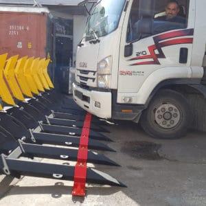 HERCULES 100 mobile barrier