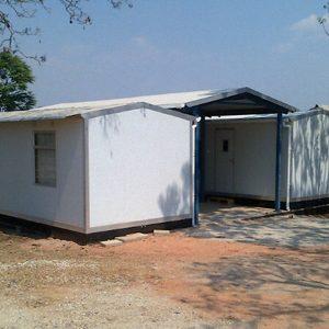 32 clínicas móviles y dobles para áreas con una cantidad moderada de enfermos.
